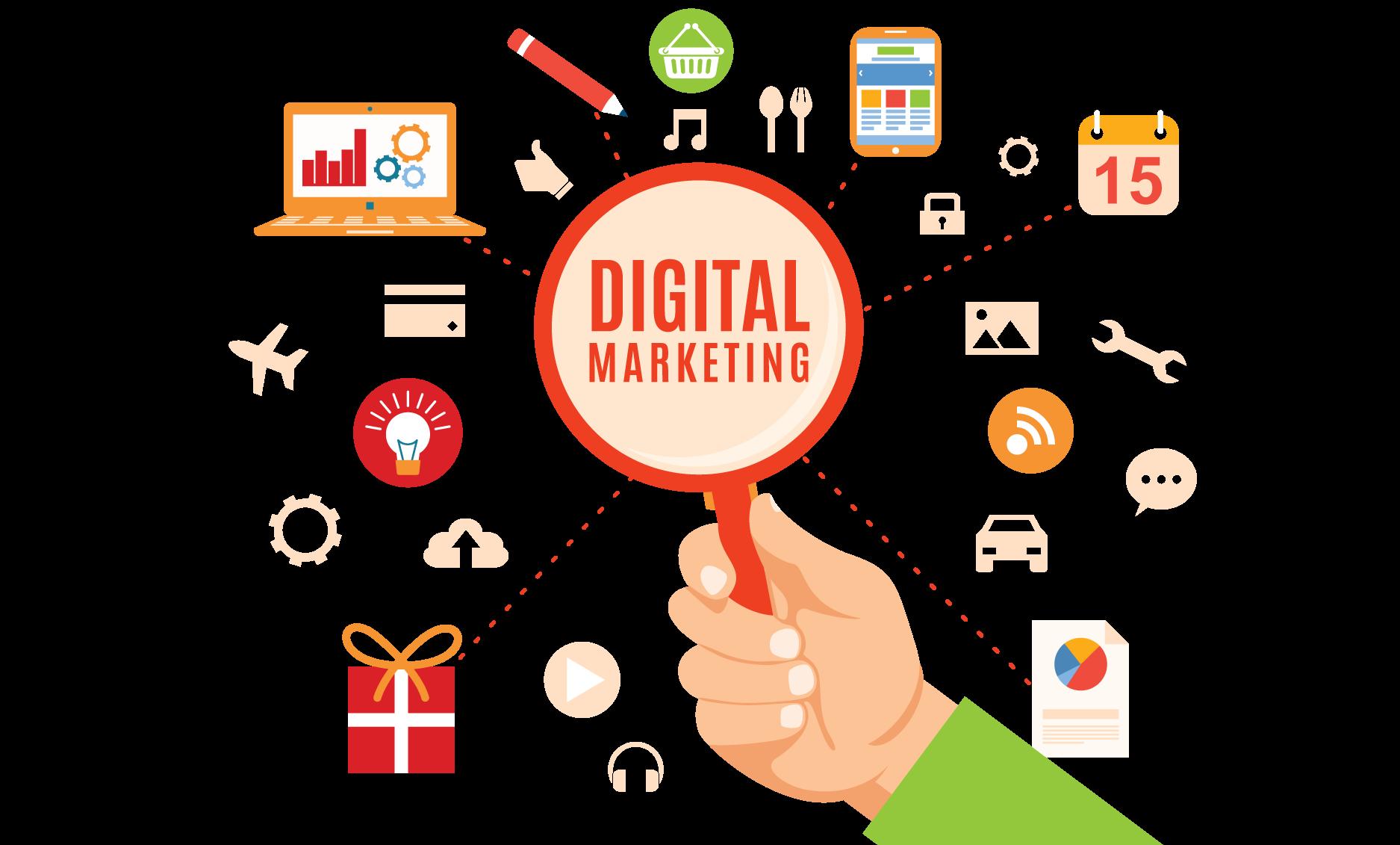 สรุปเนื้อหา การบรรยายเรื่อง Digital Marketing - ฝ่ายบริการ ...